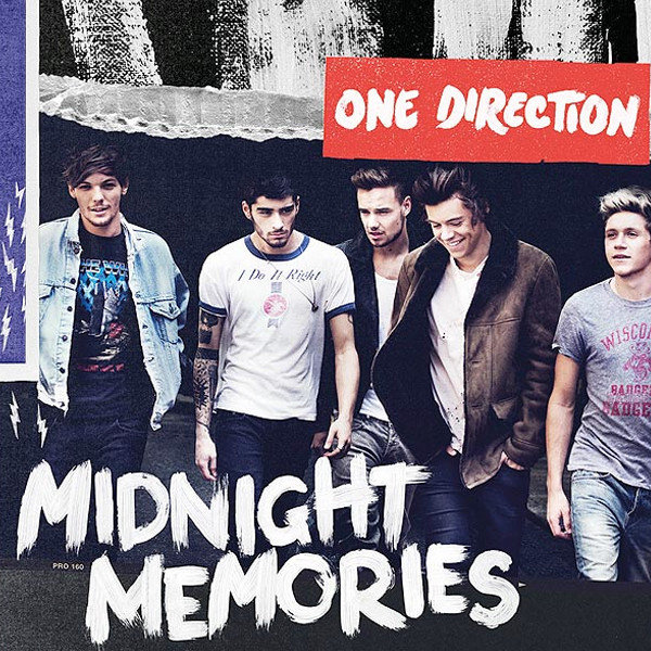 One Direction - Midnight Memories (2013) [Multi]