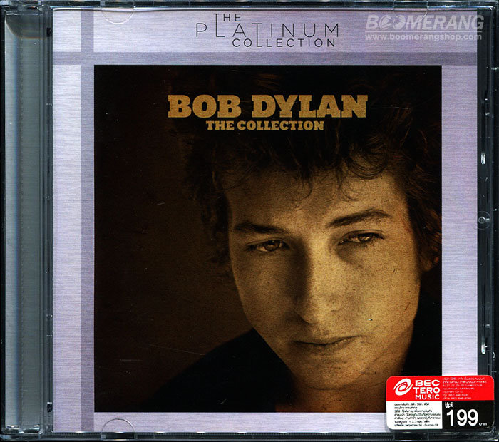 Bob Dylan - The Platinium Collection (2013) [Multi]