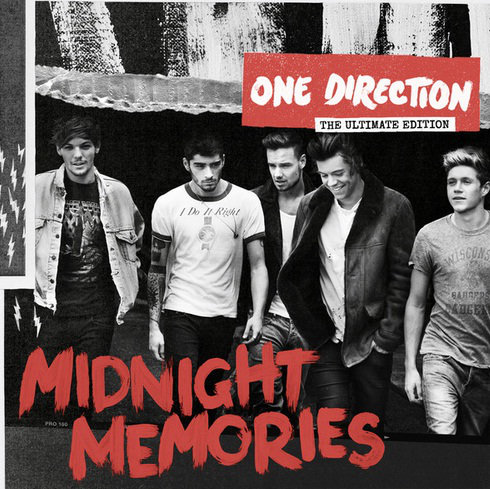 One Direction - Midnight Memories (The Ultimate Edition) (2013) [Multi]