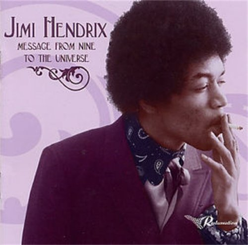 Jimi Hendrix - Message De Nine To The Universe [Multi]