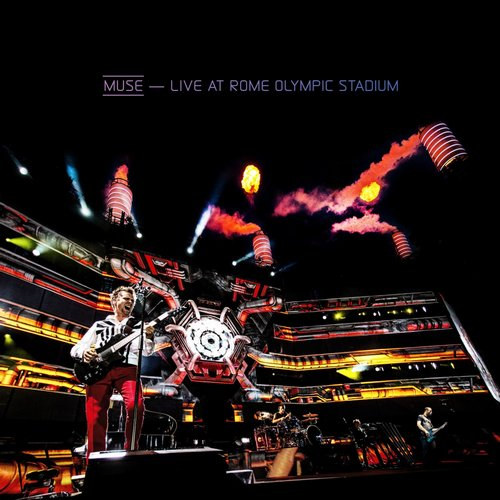 Muse - Live at Rome Olympic Stadium (2013) [Multi]