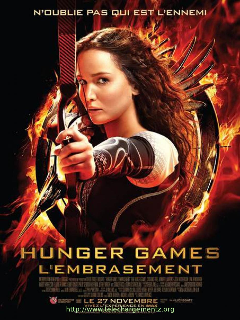 Hunger Games : L'Embrasement  [TS] [FRENCH]