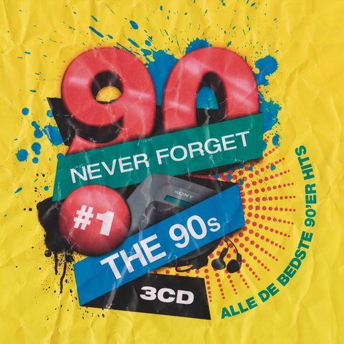 Never Forget The 90s #1 (2013) [Multi]