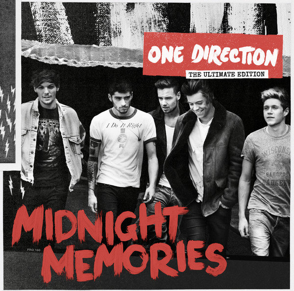 One Direction - Midnight Memories (iTunes Deluxe Version) (2013) [Multi]