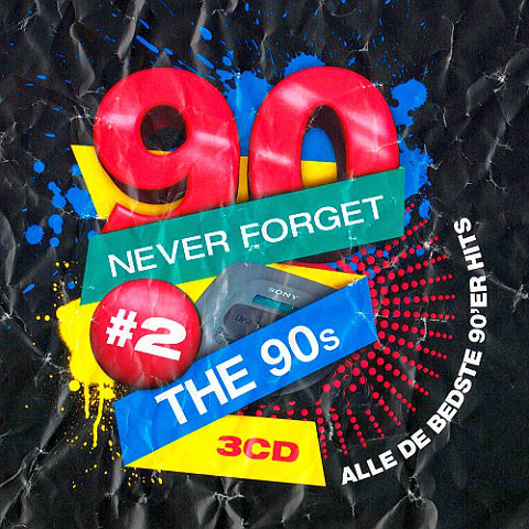 Never Forget The 90s #2 (2013) [Multi]
