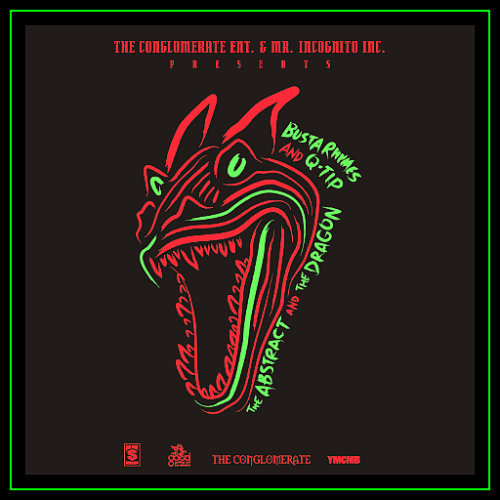 Busta Rhymes and Q-Tip – The Abstract and the Dragon