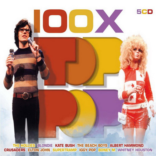 100x Top Pop (2013) [Multi]