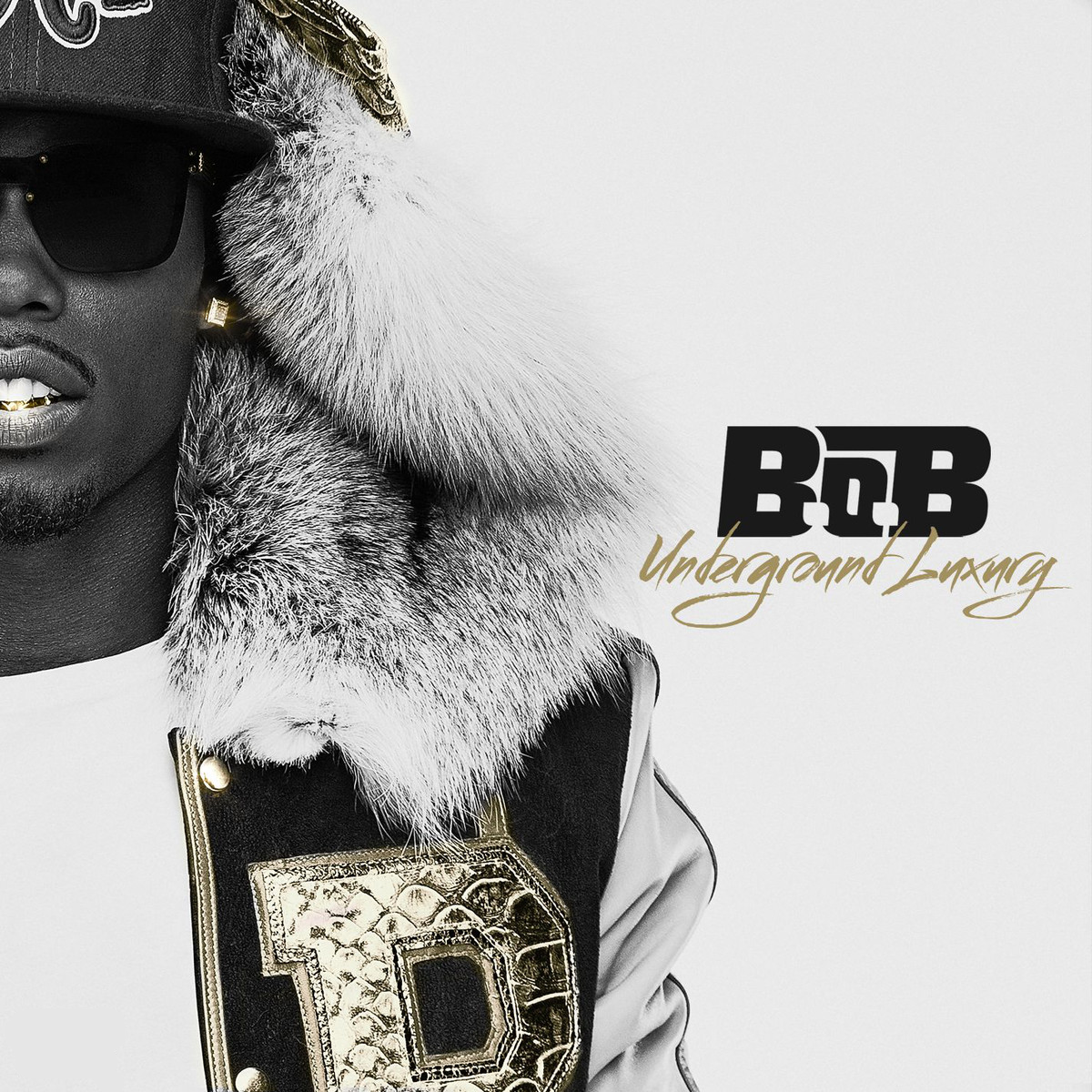B.o.B - Underground Luxury 2013 iTunes [MP3] [Multi]