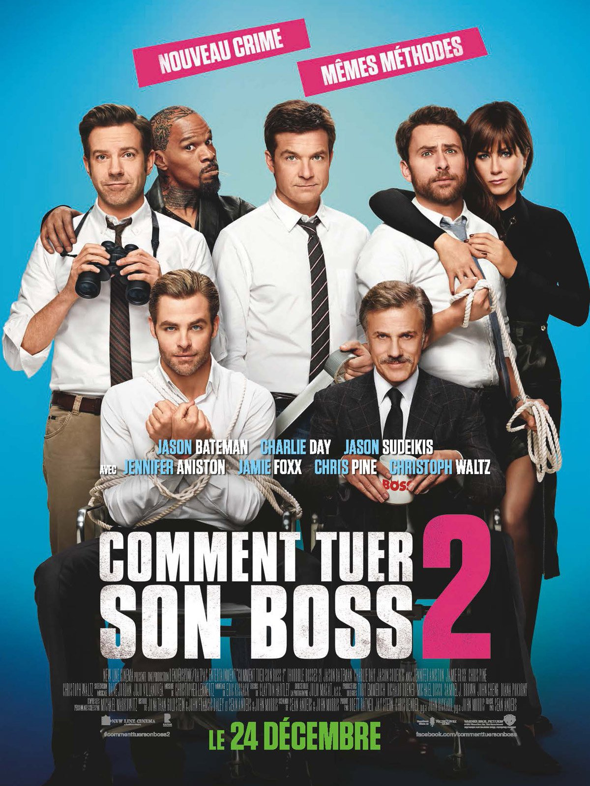 Comment tuer son Boss 2 affiche