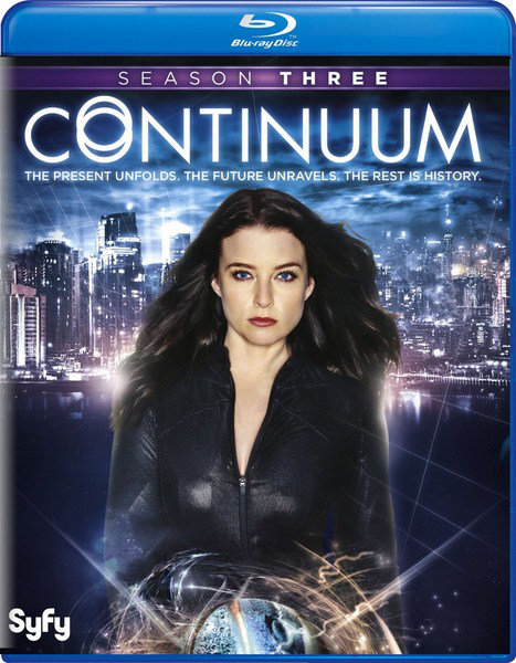 Continuum S03 [Complète] [HDRip-720p] [FRENCH]
