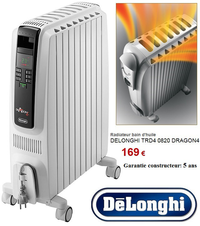 Delonghi trd4 0820 dragon4
