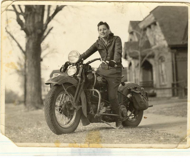 Photo Vintage -vintage pics - Chopper & Bobber - Page 2 6se5