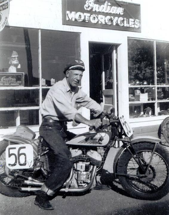 Photo Vintage -vintage pics - Chopper & Bobber - Page 2 74bl