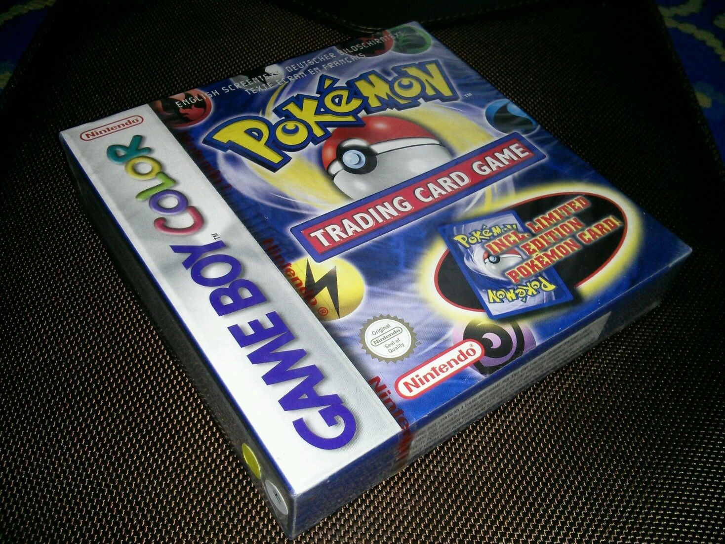 ma collection pokemon 9e2a