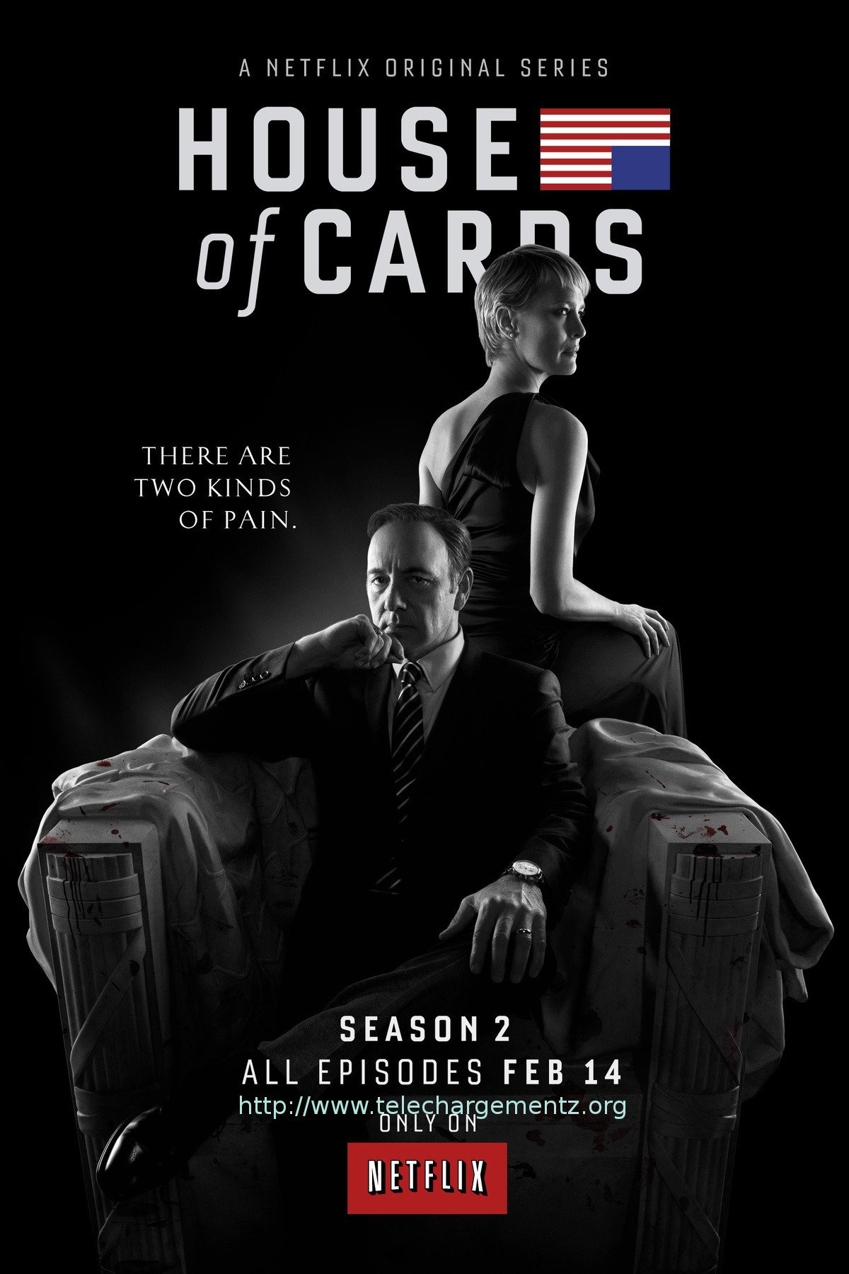 House of Cards 2014[SAISON 02 VOSTFR] L'INTEGRALE