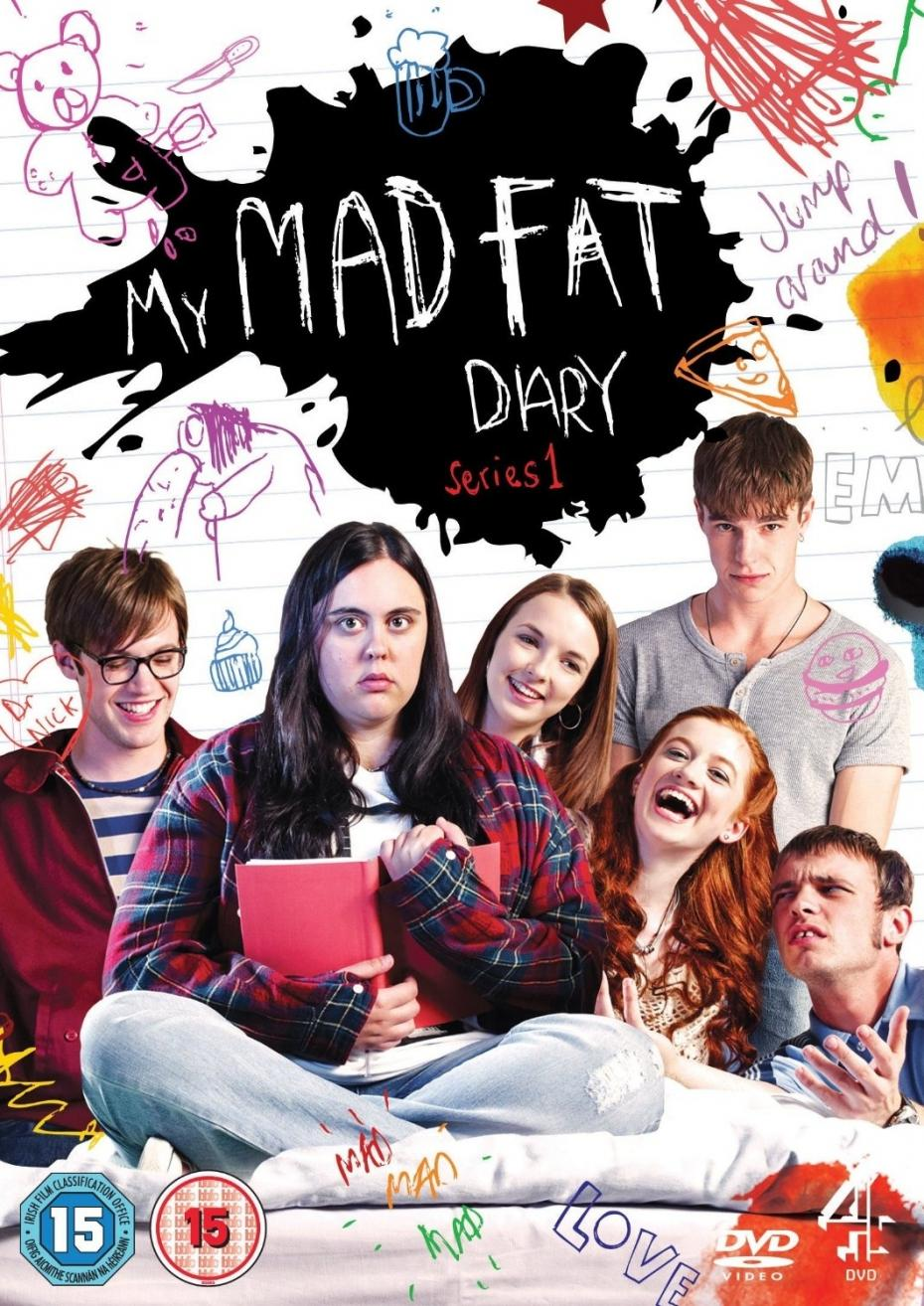 My Mad Fat Diary [Saison 02 Vostfr] [E01] HD & HDTV