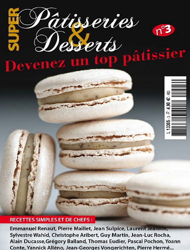 [Multi] Super Pâtisseries et Desserts N°3