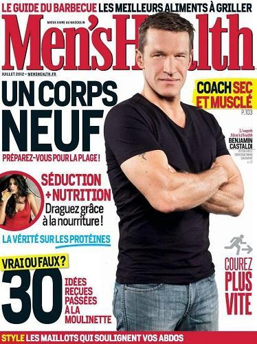 Men's Health N 43 - Juillet 2012