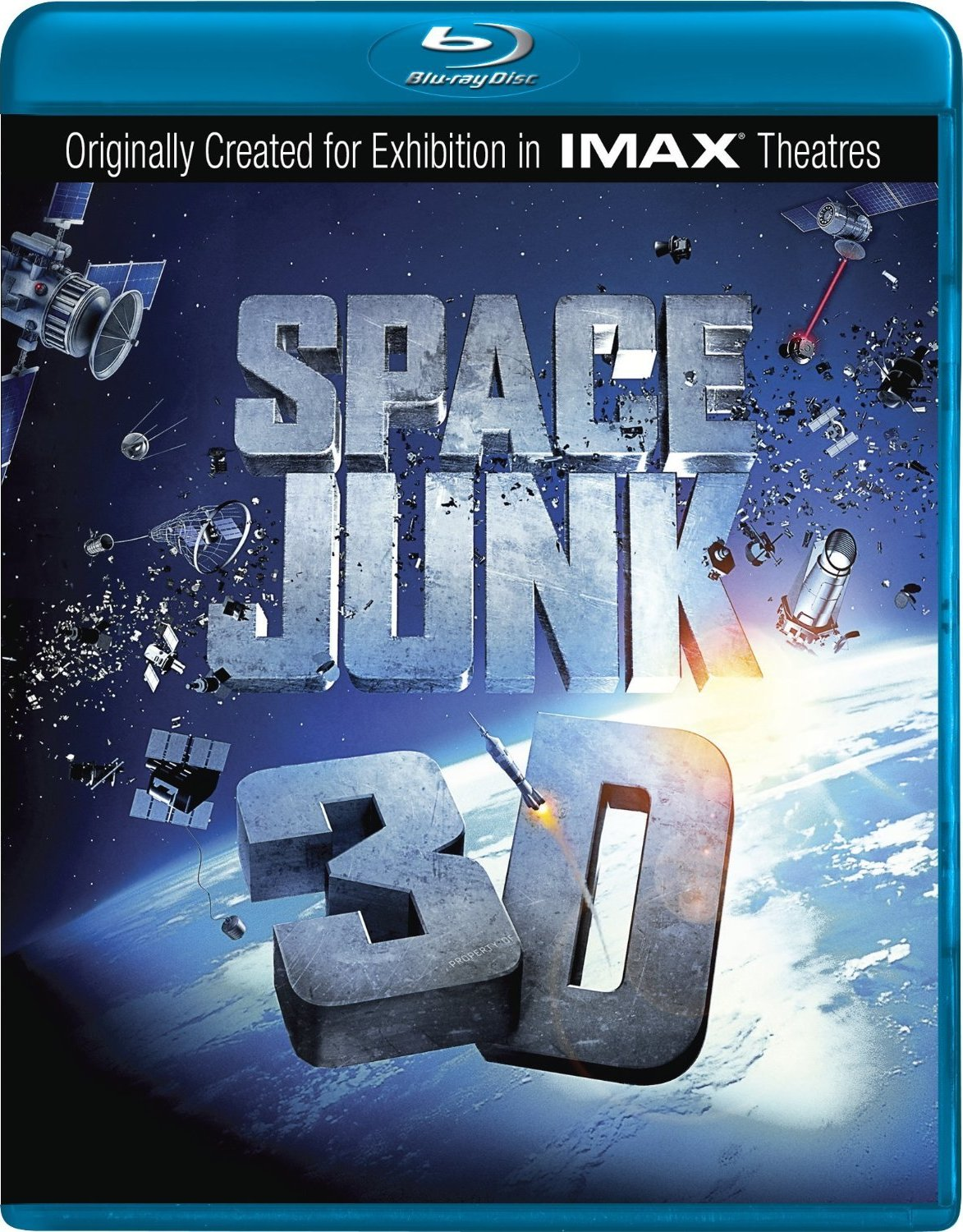 Space Junk |3D| [HDRip-1080p] [Eng] [Multi]