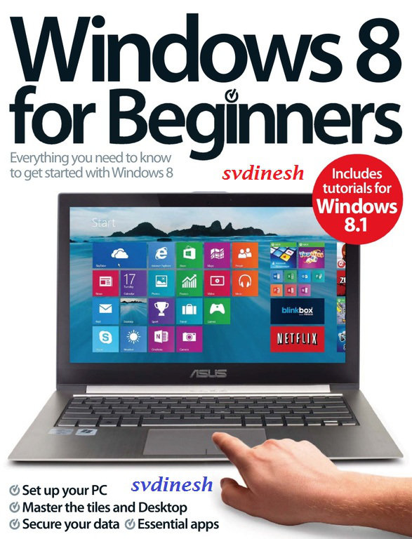 Windows 8 For Beginners 2014 [Lien Direct][Ebook]