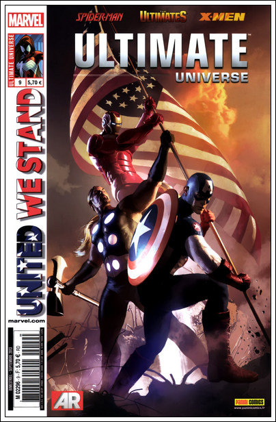 Ultimate Universe - Tome 9 : Unis nous vaincrons 2/2 [BD][PDF][Lien Direct]