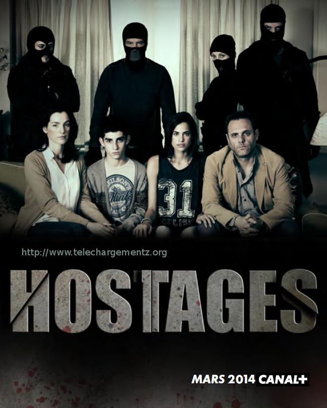 Hostages (IS), Saison 01 |FRENCH & vostfr| [10/10] [COMPLETE] HDTV & HD