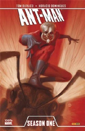 [MULTI] Season One (100% Marvel) Tome 6 : Ant-Man