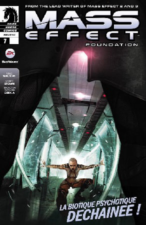 Mass Effect Foundation - Tomes 1 à 9