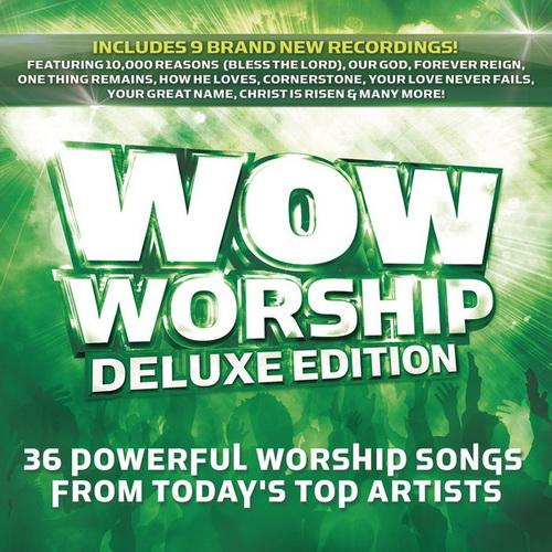 WOW Worship (Lime) [Deluxe Edition] (2014)