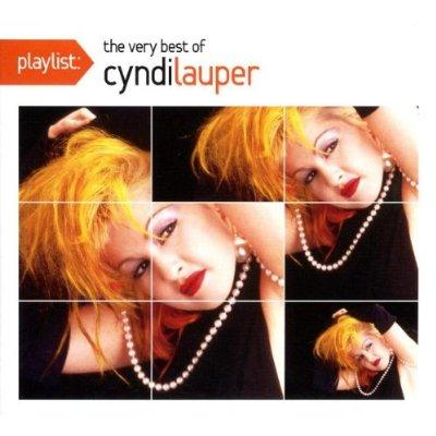 Cyndi Lauper - Playlist The Very Best Of Cyndi Lauper (2014)