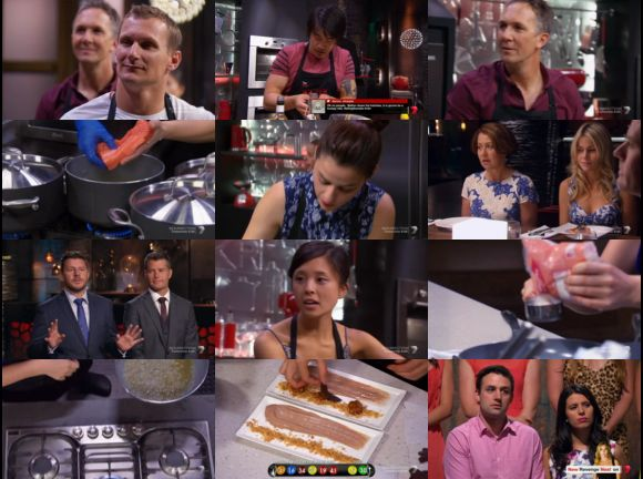 My kitchen rules season 5 episode 33 mkr kitchen hq for Y kitchen rules season 5