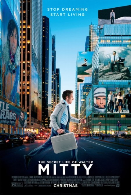 The Secret Life of Walter Mitty (2013) 720p BRRip x264 AAC-ViSiON