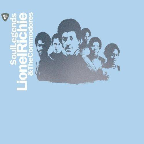 Lionel Richie & The Commodores - Soul Legends (2009)
