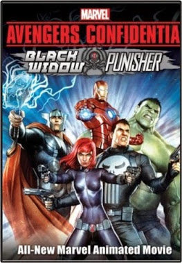 Avengers Confidential: Black Widow & Punisher affiche