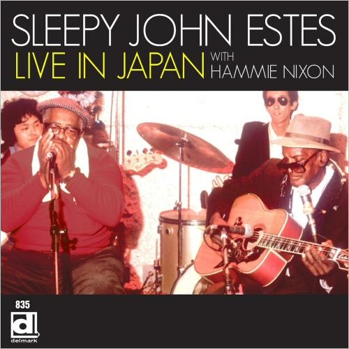 Sleepy John Estes - Live In Japan With Hammie Nixon (2014)
