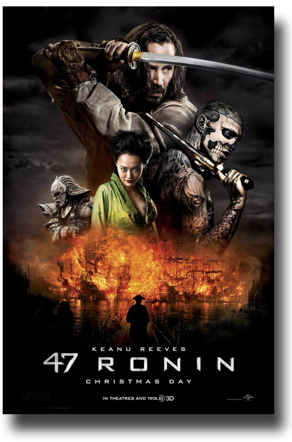 47 Ronin Full DVD9