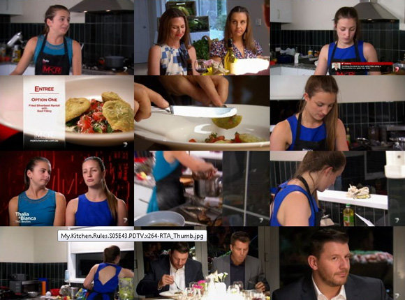 My kitchen rules season 5 episode 43 ultimate instant for Y kitchen rules season 5