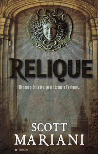 Relique - Scott Mariani