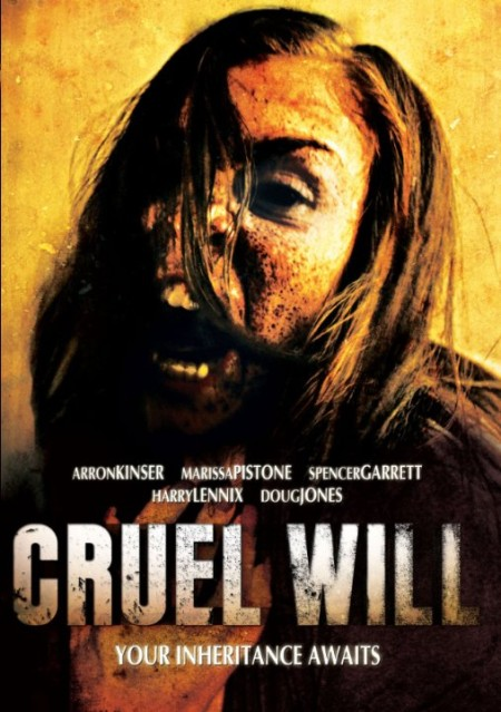 Cruel Will 2013 DVDRip x264-VoMiT