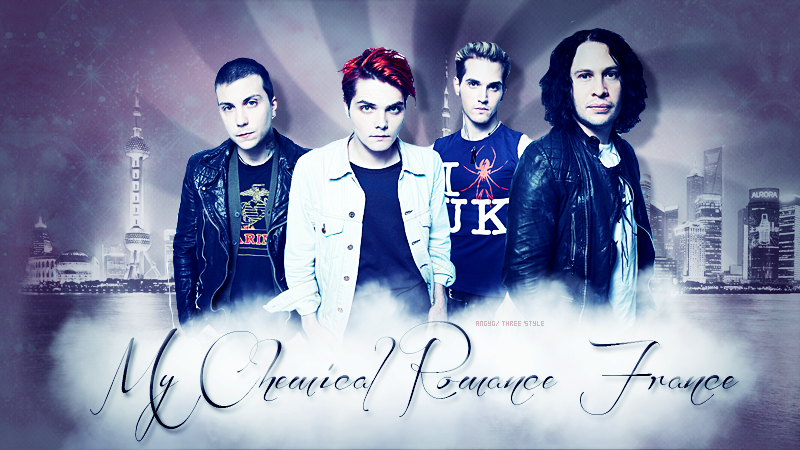 MY CHEMICAL ROMANCE FRANCE