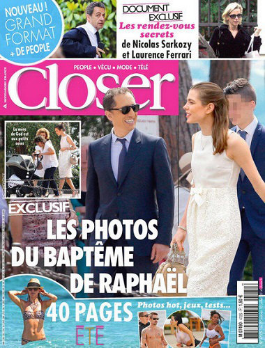 [Multi] Closer N°472 - Du 27 Juin 2014 Au 10 Juillet 2014