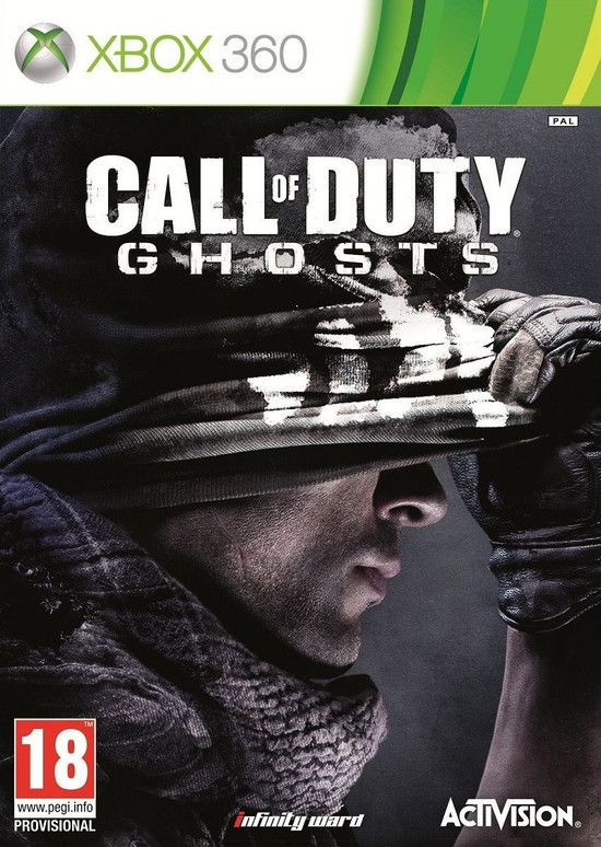 Call Of Duty GHOSTS RF [XBOX360]