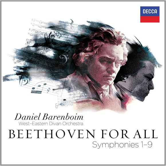 Beethoven For All - Symphonies 1- 9 [FLAC]