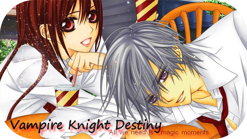 Vampire Knight Destiny