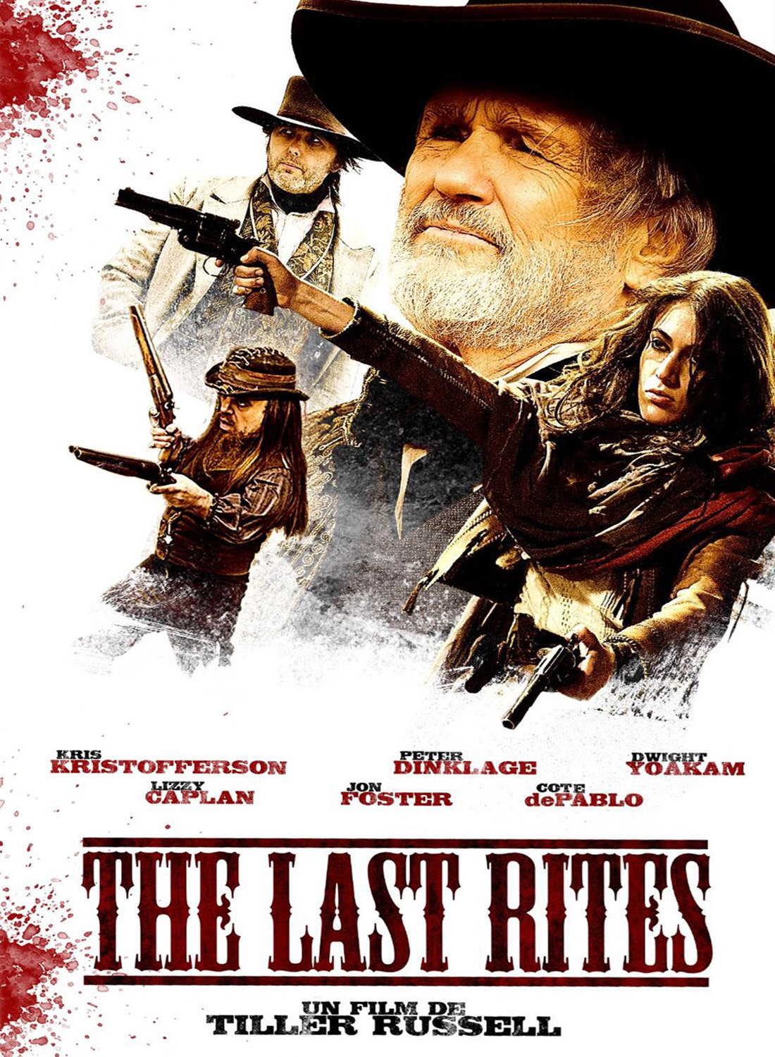 The Last Rites of Ransom Pride affiche