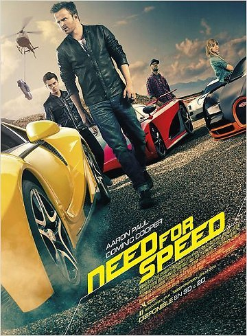 film Need for Speed en streaming
