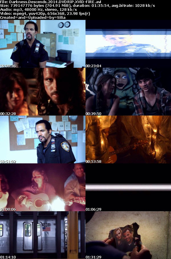 Darkness Descends 2014 DVDRiP XViD-FiRE