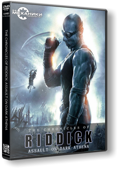 The Chronicles of Riddick - Assault on Dark Athena [PC]