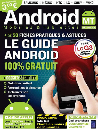 Android Mobiles & Tablettes N