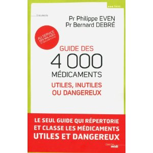 [Multi]  le guide des 4000 m�dicaments utiles,inutiles ou dangereux  [EBOOK]